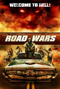 Poster Road Wars
