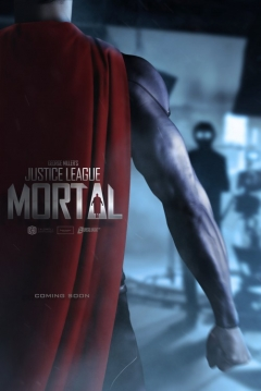 Poster Miller's Justice League Mortal