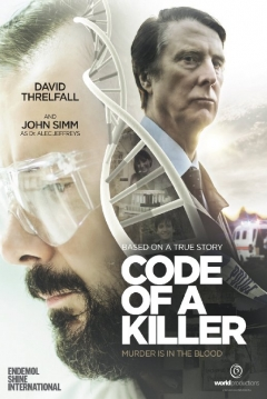 Poster Code of a Killer