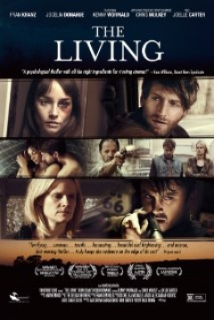 Poster The Living