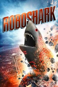 Poster Roboshark