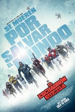 Poster El Escuadrón Suicida (Reboot)