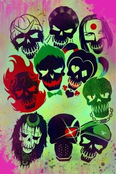 Poster Escuadrón Suicida 2