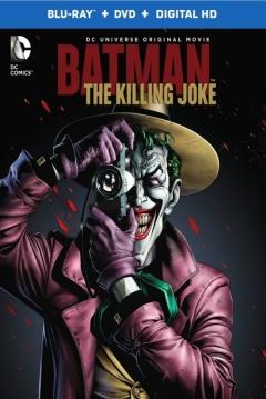 Poster Batman: La Broma Asesina