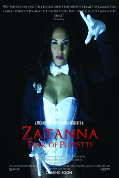 Poster Zatanna: Fear of Puppetts