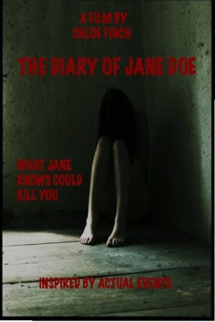 Poster El Diario de Jane Doe