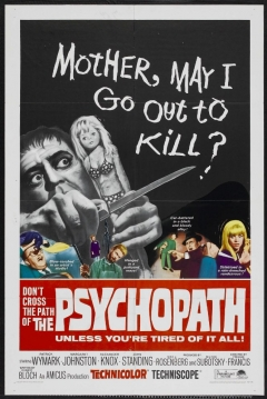 Poster El Psicópata