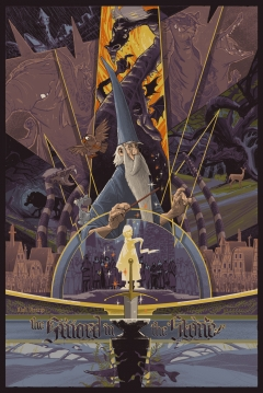 Poster The Sword in the Stone