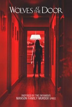 Poster Lobos en la Noche