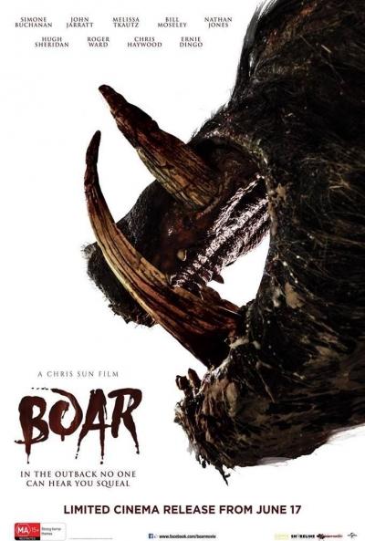 Poster Boar