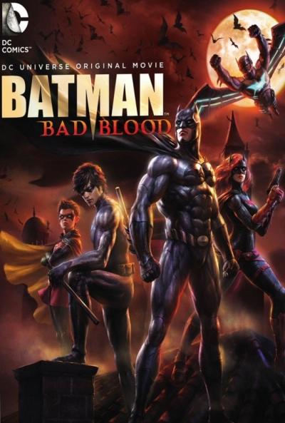Ficha Batman: Mala Sangre