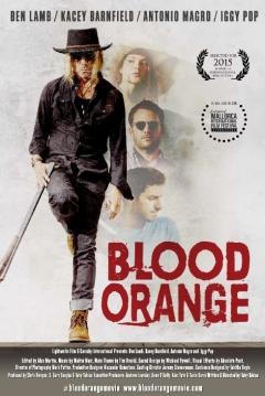 Poster Blood Orange