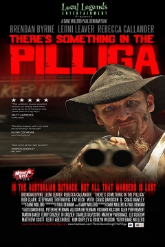 Poster There's Something in the Pilliga