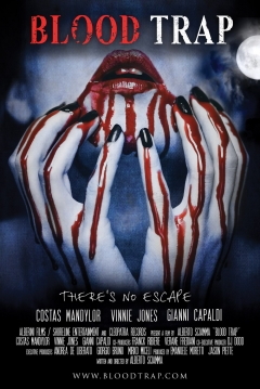 Poster Blood Trap