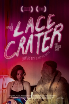 Poster Lace Crater