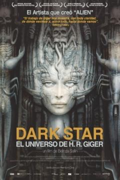 Poster Dark Star: El universo de H.R. Giger