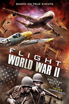 Poster Flight World War II