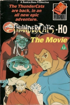 Poster Thundercats - Ho! The Movie