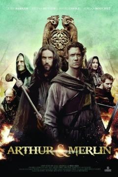 Poster Arthur & Merlin