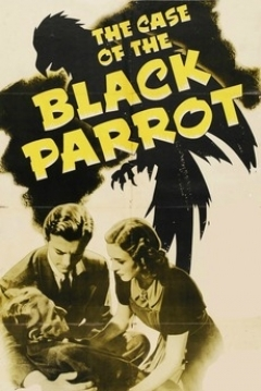 Poster The Case of the Black Parrot