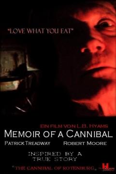 Poster Memoir of a Cannibal