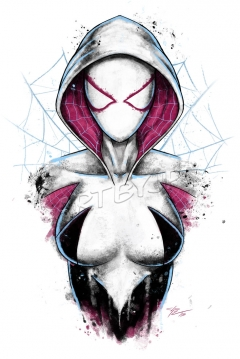 Poster Spider-Woman