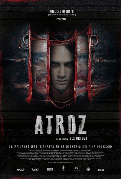 Poster Atroz