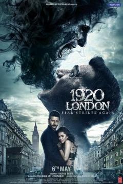 Poster 1920 London