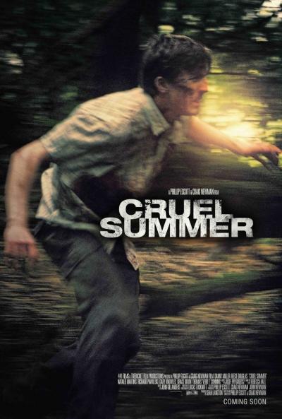 Poster Cruel Summer