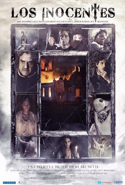 Poster Los Inocentes