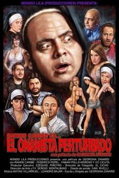 Poster El Onanista Perturbado
