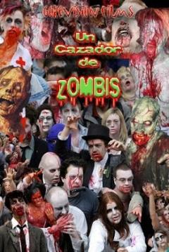 Poster Un Cazador de Zombis