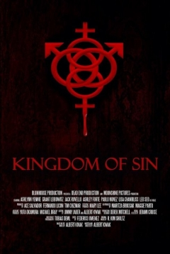 Poster Kingdom of Sin