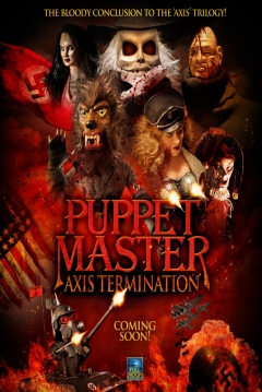 Poster Puppet Master 11: Axis Termination