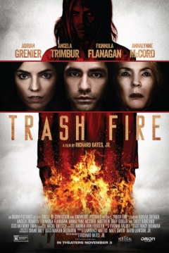 Poster Trash Fire