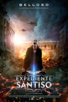 Poster El Expediente Santiso