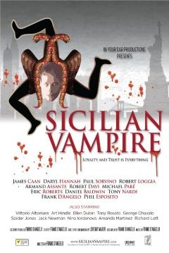Poster Sicilian Vampire