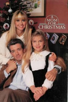 Poster Una Madre para Navidad