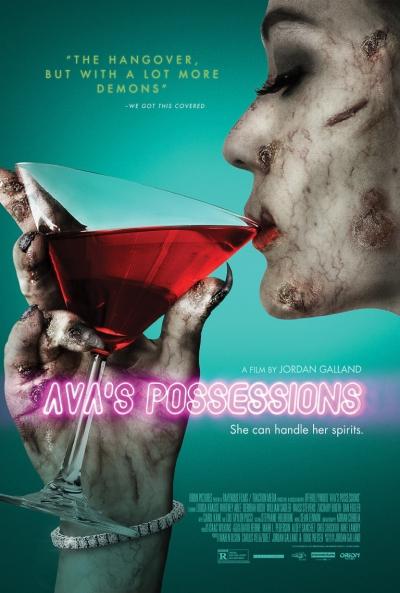 Poster Ava's Possessions