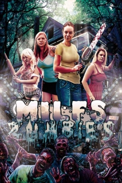 Poster Milfs vs. Zombies