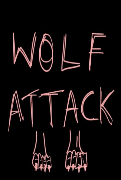 Poster Wolf Attack