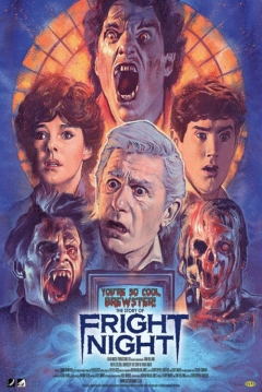 Poster You're so Cool Brewster! The Story of Fright Night