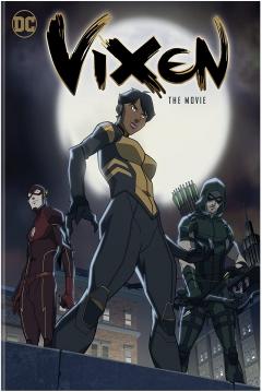 Ficha Vixen: The Movie