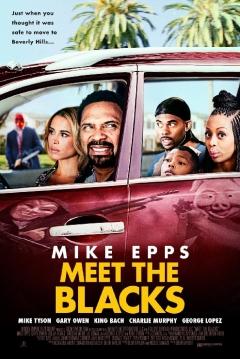 Poster Meet The Blacks