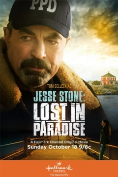Poster Jesse Stone: Lost In Paradise