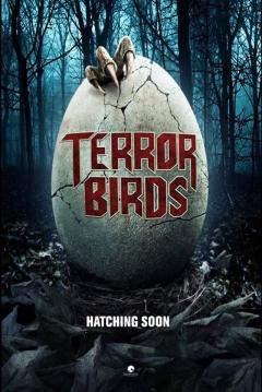 Poster Terror Birds