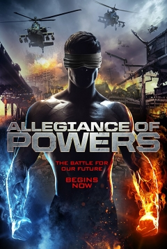 Poster Allegiance Of Powers