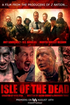 Poster Isle of the Dead