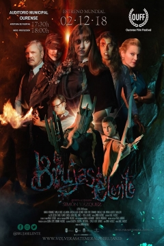Poster Las Brujas de E'lente