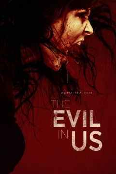 Poster The Evil in Us